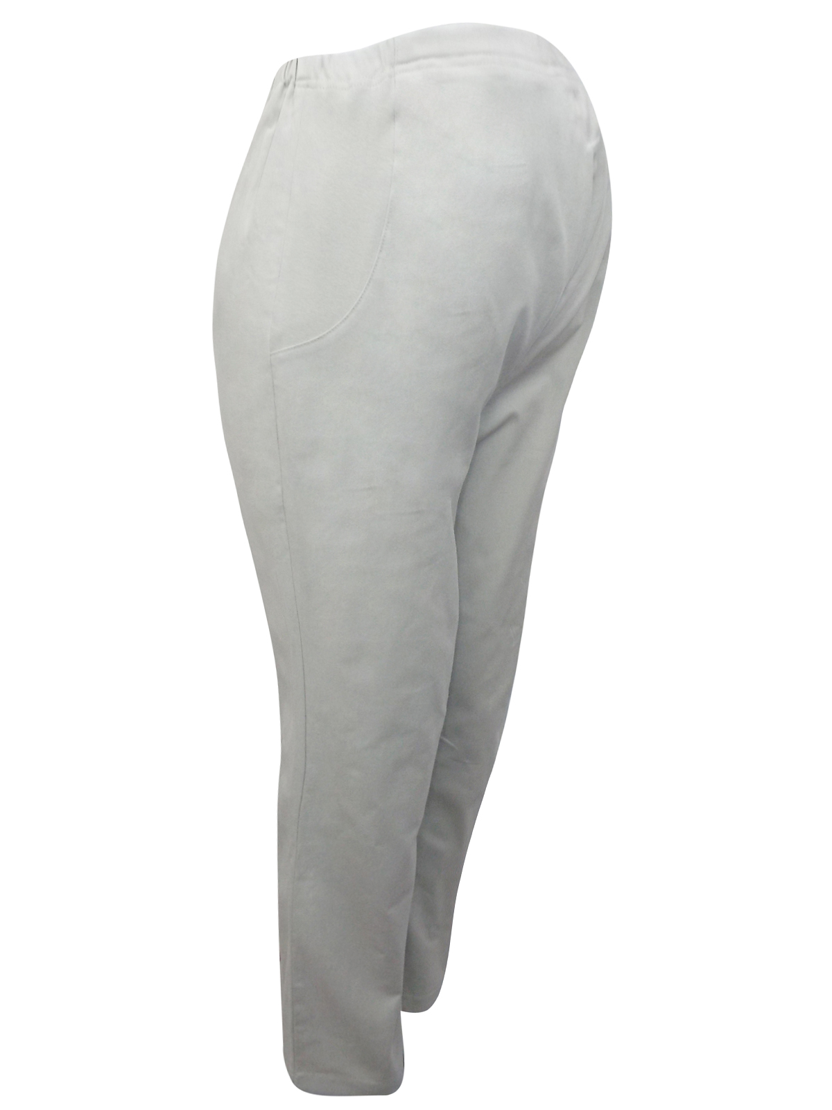 8c4a3b9cc3ae1 Stone Overbump Straight Leg Chino Trousers by Blooming Marvellous - Size 10  and 14. SKU[12064]